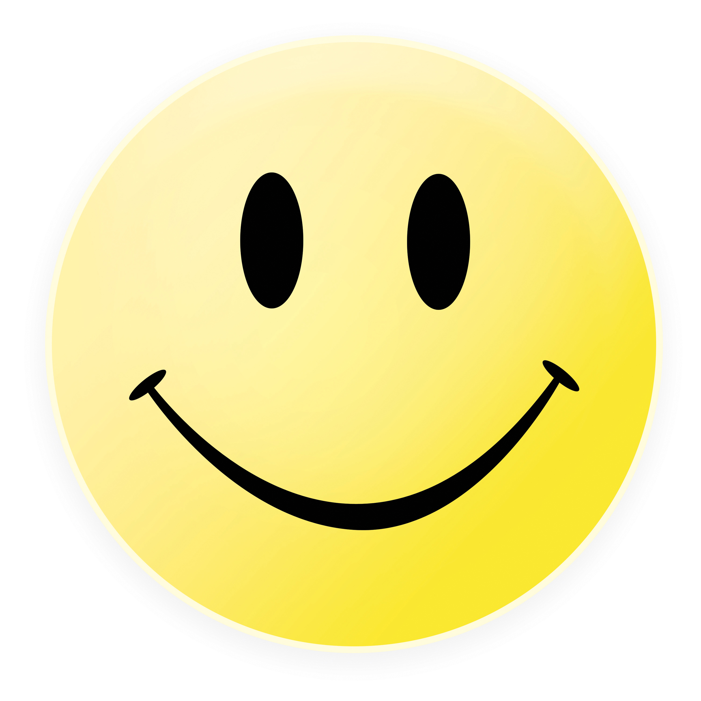 Giggling Smiley Pictures of happy smiley faces Giggle Clipart