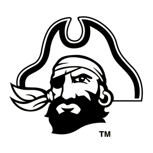 ECU Pirates logo, Vector Logo of ECU Pirates brand free download ...
