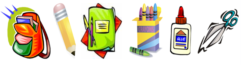 ... Magnet Elementary School - Supply List - ClipArt Best - ClipArt Best