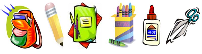 ... Magnet Elementary School - Supply List - ClipArt Best - ClipArt Best