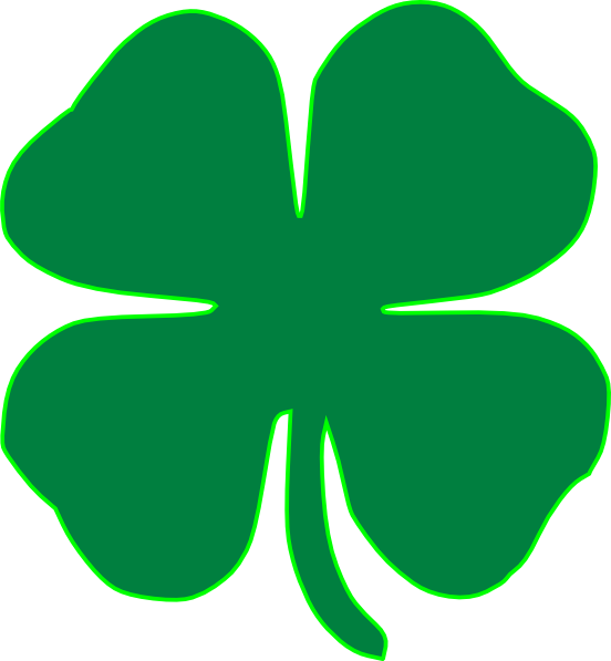 Free shamrock clip art border free clipart images - Cliparting.com