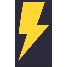 how to draw zeus lightning bolt