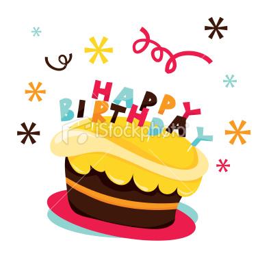 Art Birthday Cake Designs