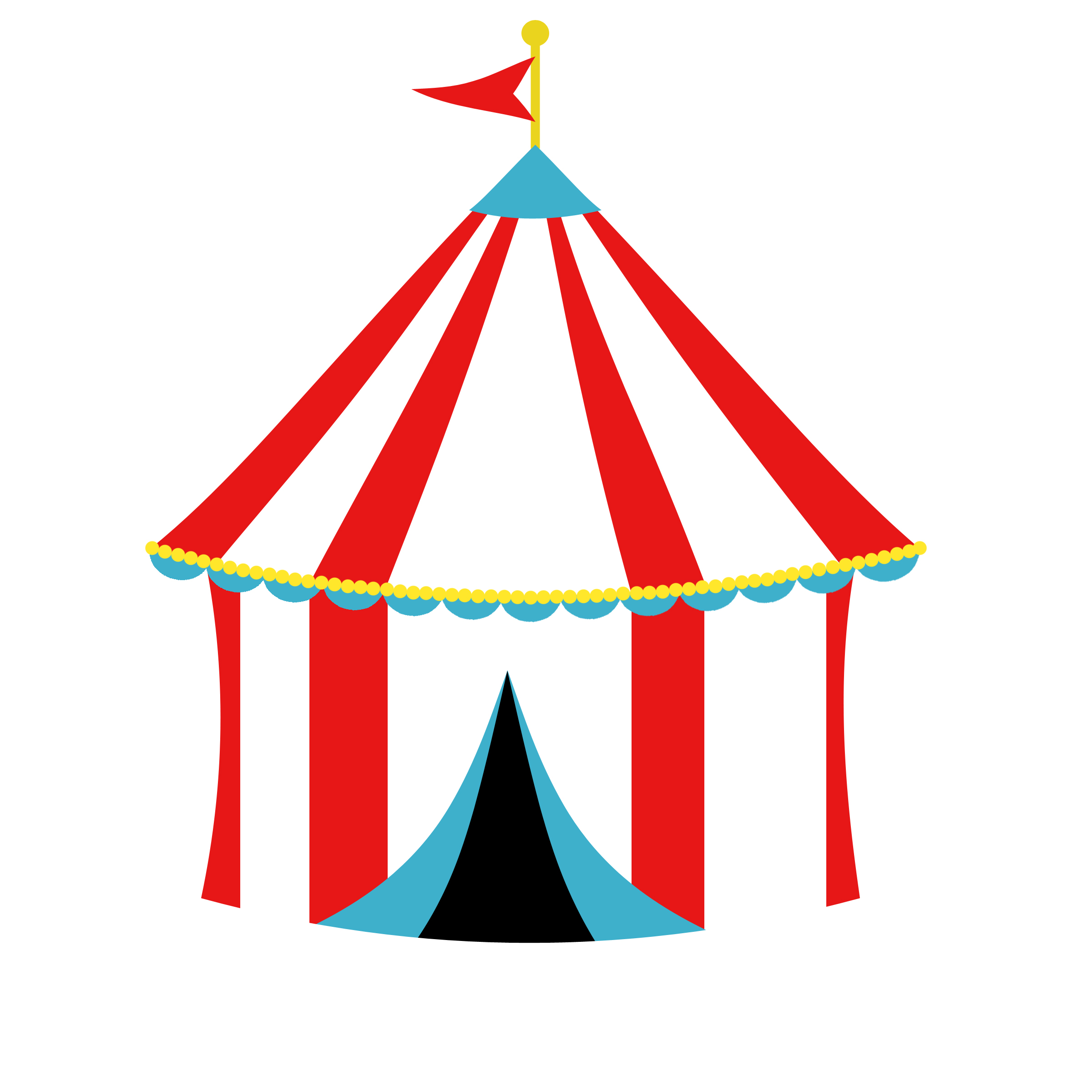 Free carnival tent clipart the image - Clipart carnaval ...