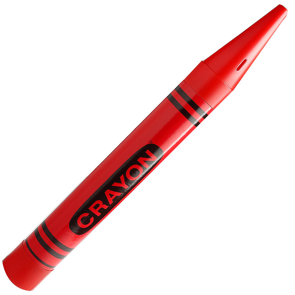 red crayon clipart best