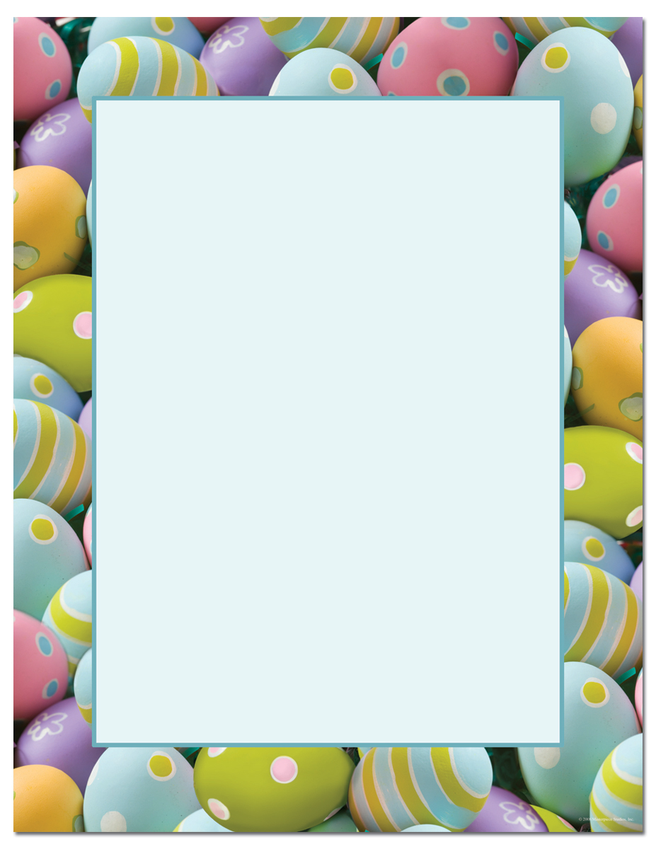 Easter Borders Free Clip Art - ClipArt Best