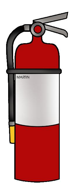 Clipart Fire Extinguisher - ClipArt Best