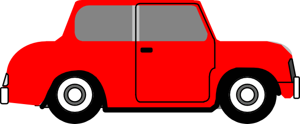 animated car pictures clip art