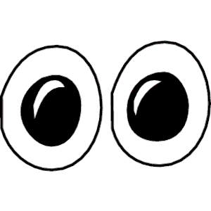Eyes Template Clipart Best