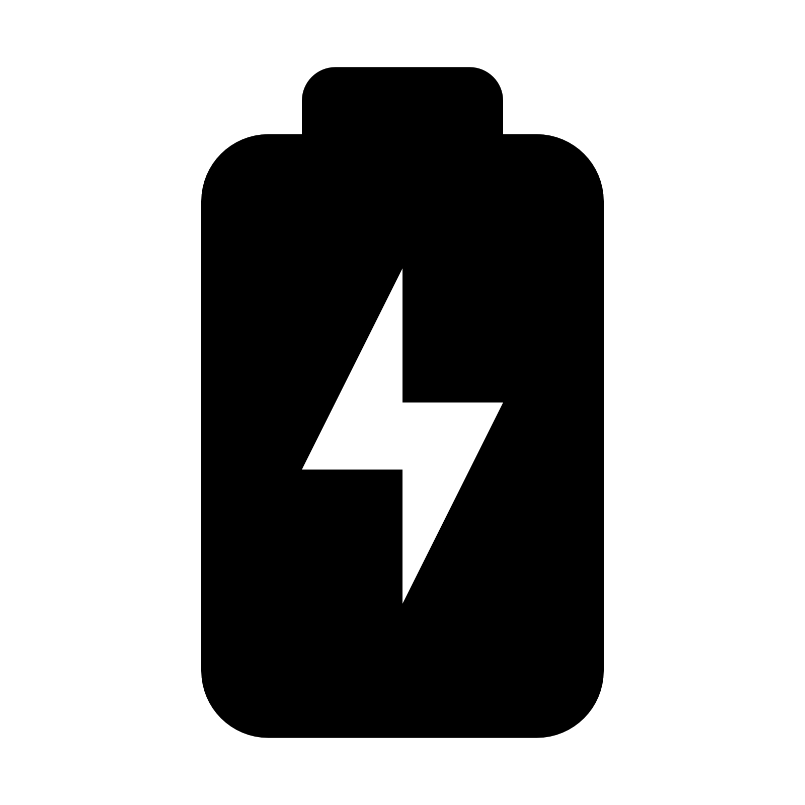 charging battery icon free download at icons8 clipart