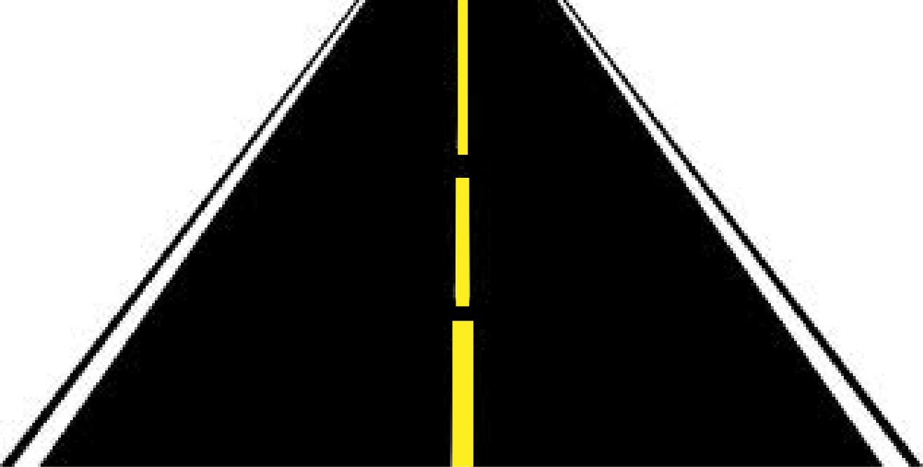 Clipart Straight Road - ClipArt Best