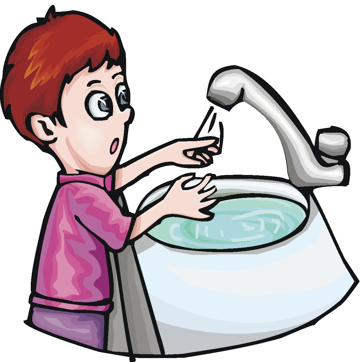 Wash Your Hands Clipart - ClipArt Best