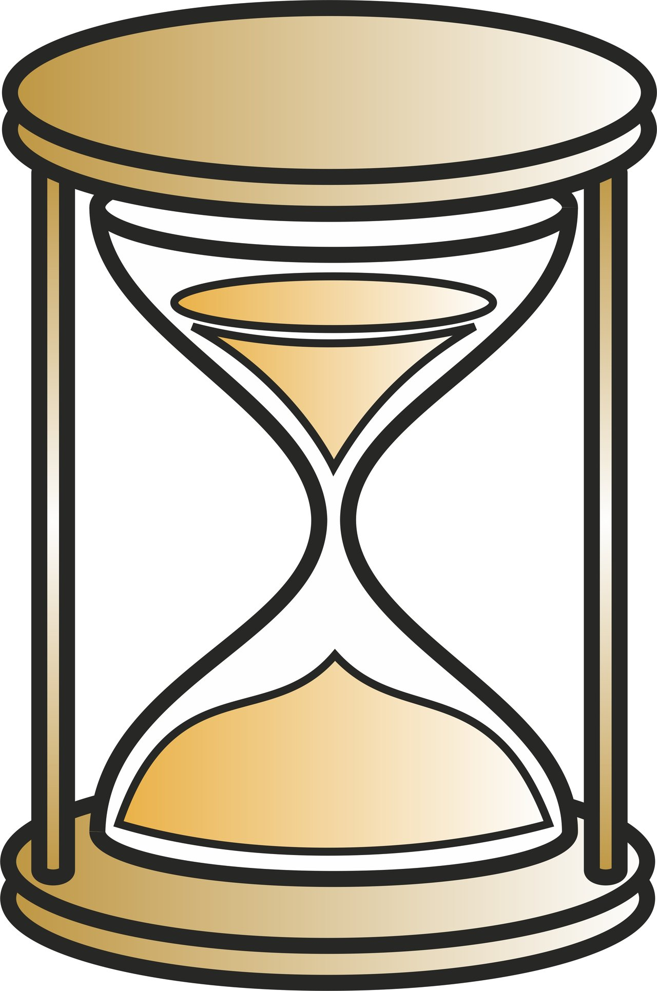 Hourglass pictures clip art