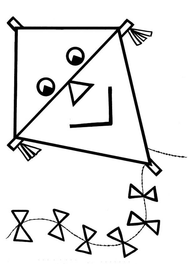 Line Art Kite : Kite drawing images clipart best