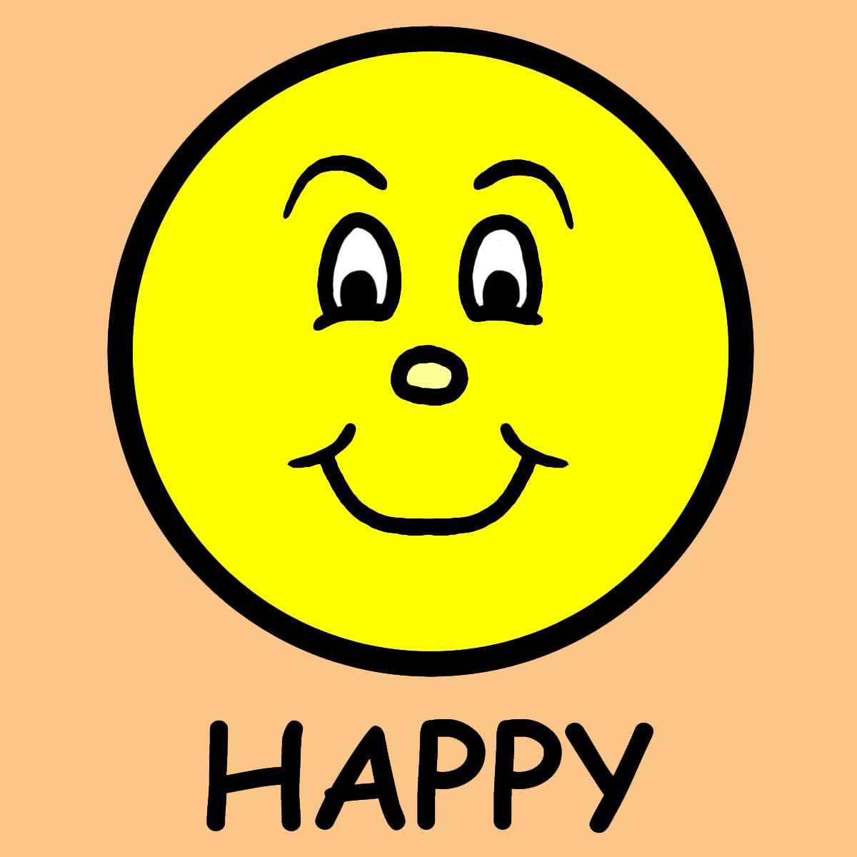 Happy Face Images - ClipArt Best