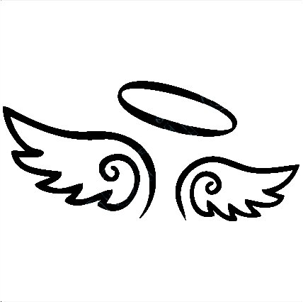 Angle Wings Cartoon as well Birds As Symbols moreover Religious Tattoos furthermore 10 Fetching Couple Tattoo Ideas Designs moreover Angel Wing Graphics. on cute baby angel tattoos