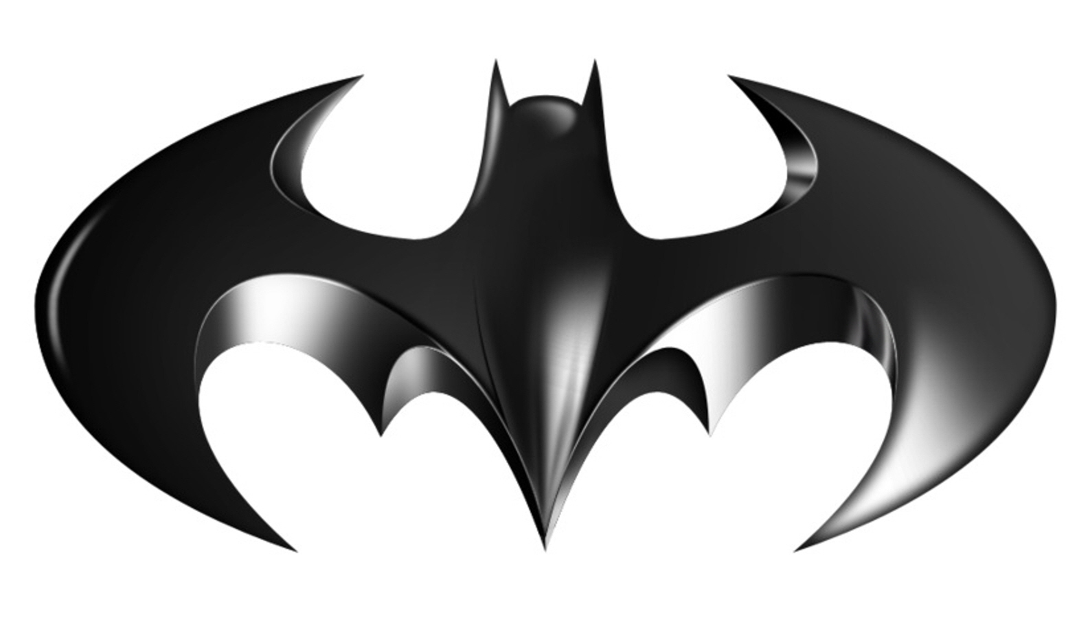 Logo Batman Clipart Best