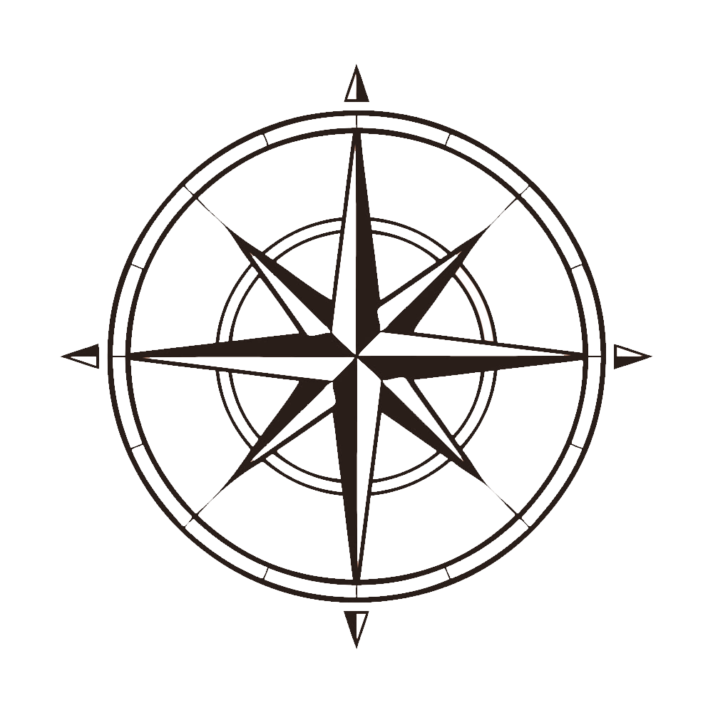 Simple Compass Png