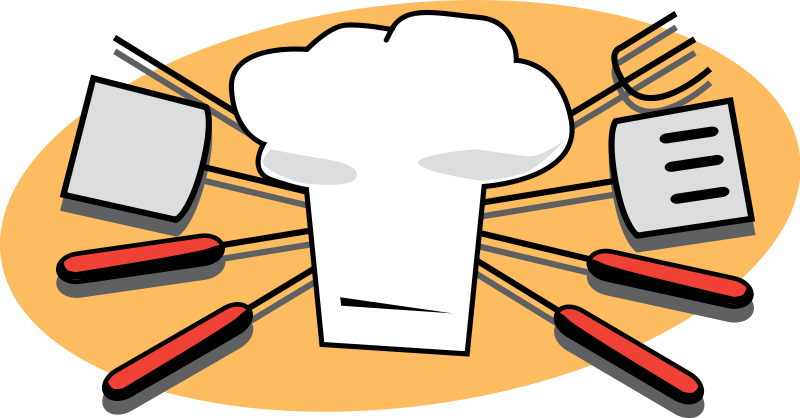 Free Chef's Tools Clip Art - ClipArt Best - ClipArt Best