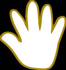 Hand clip art - vector clip art online, royalty free & public domain