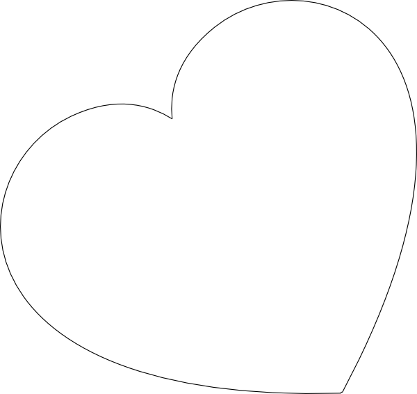 35 printable heart shapes . Free cliparts that you can download to you ...