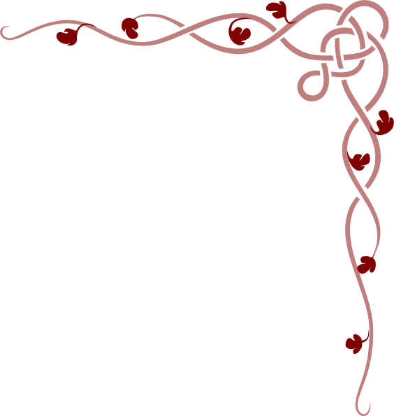Rose Vine Drawings - ClipArt Best
