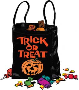Trick Or Treat Pic - ClipArt Best