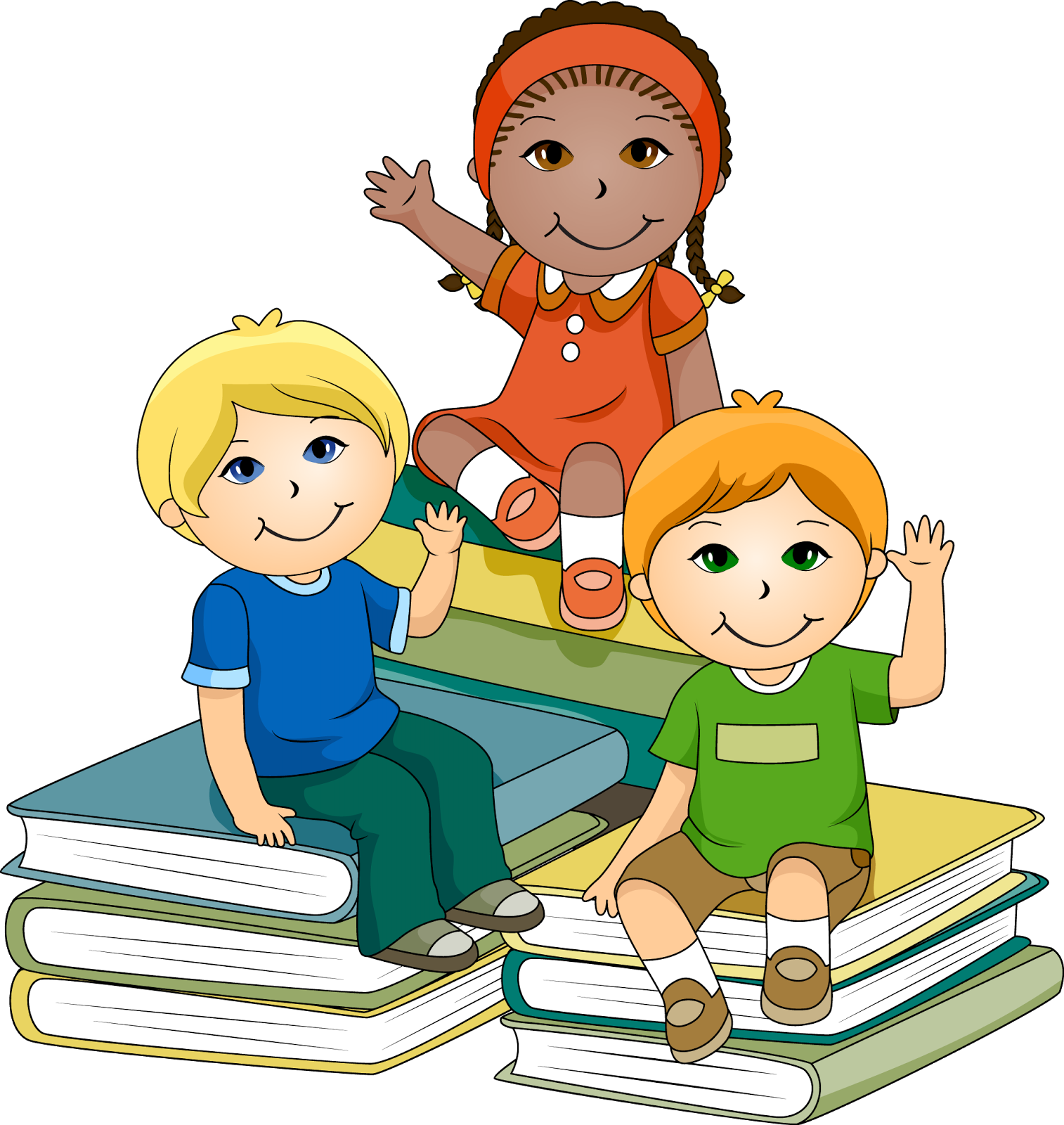 clipart child reading - photo #24