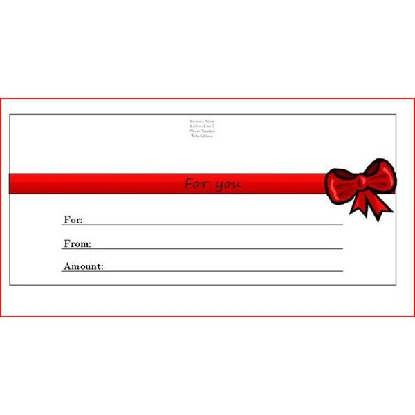 make your own coupon template