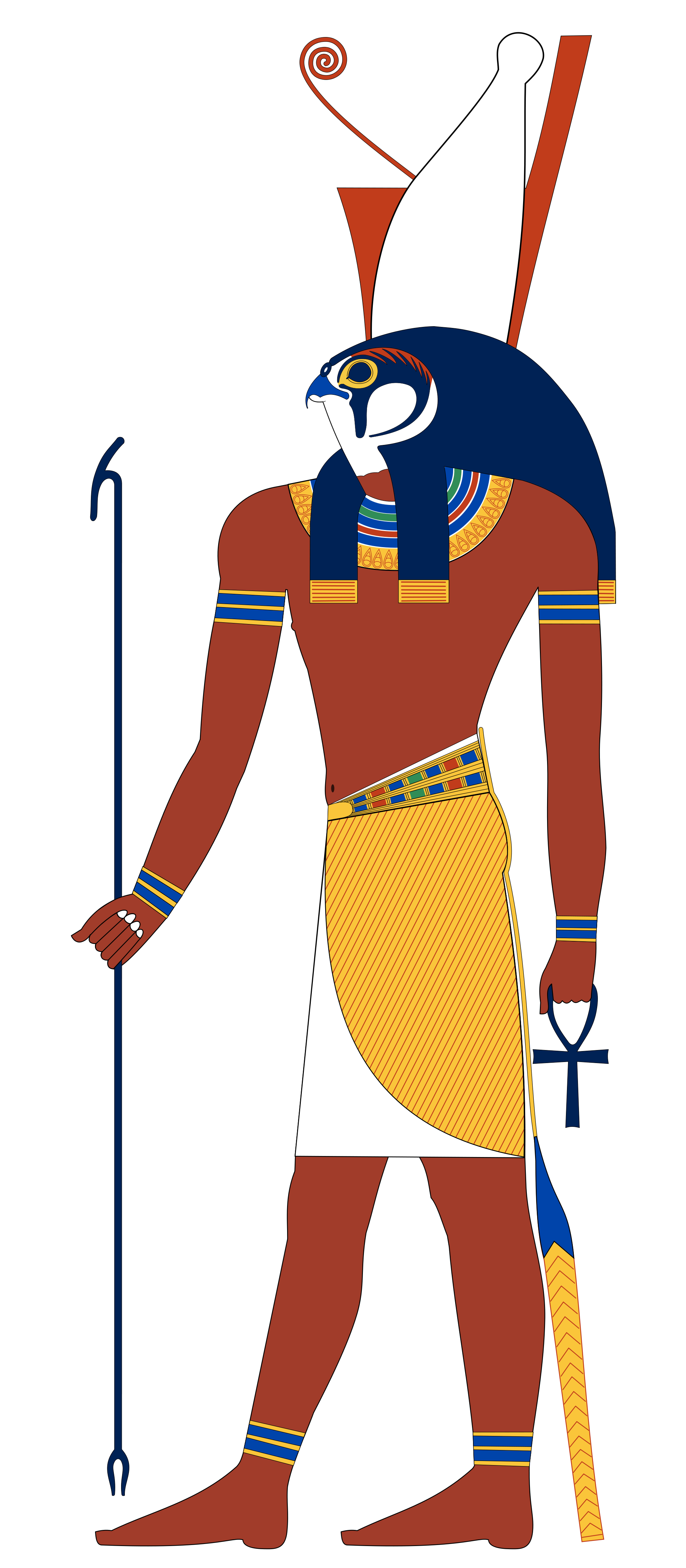 facts about the egyptian piece of art called wadjet