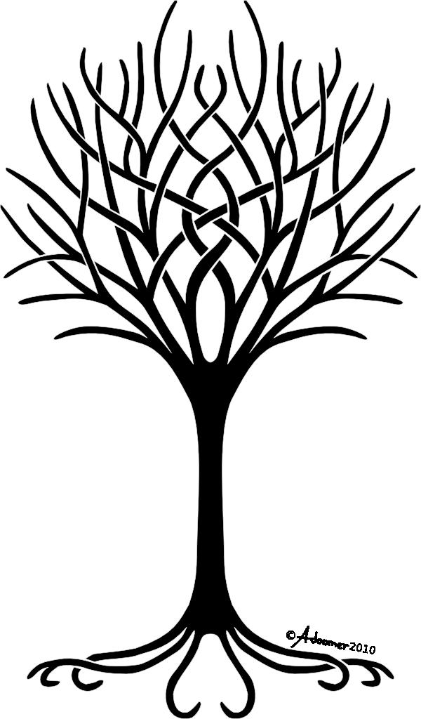 Tree of Life Drawings Clip Art