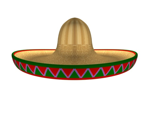 clip art mexican hat - photo #15