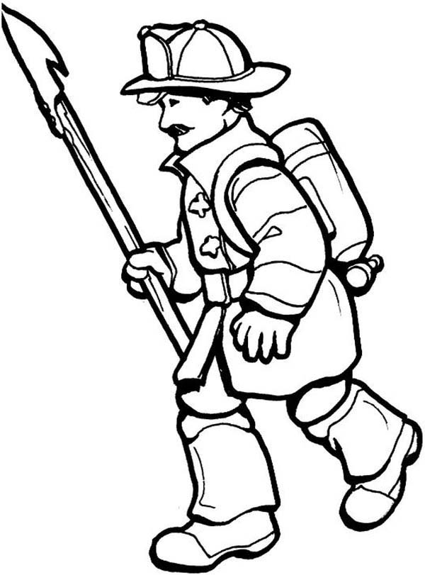 Free fishing pole coloring pages ~ Fishing Pole Coloring Page - ClipArt Best