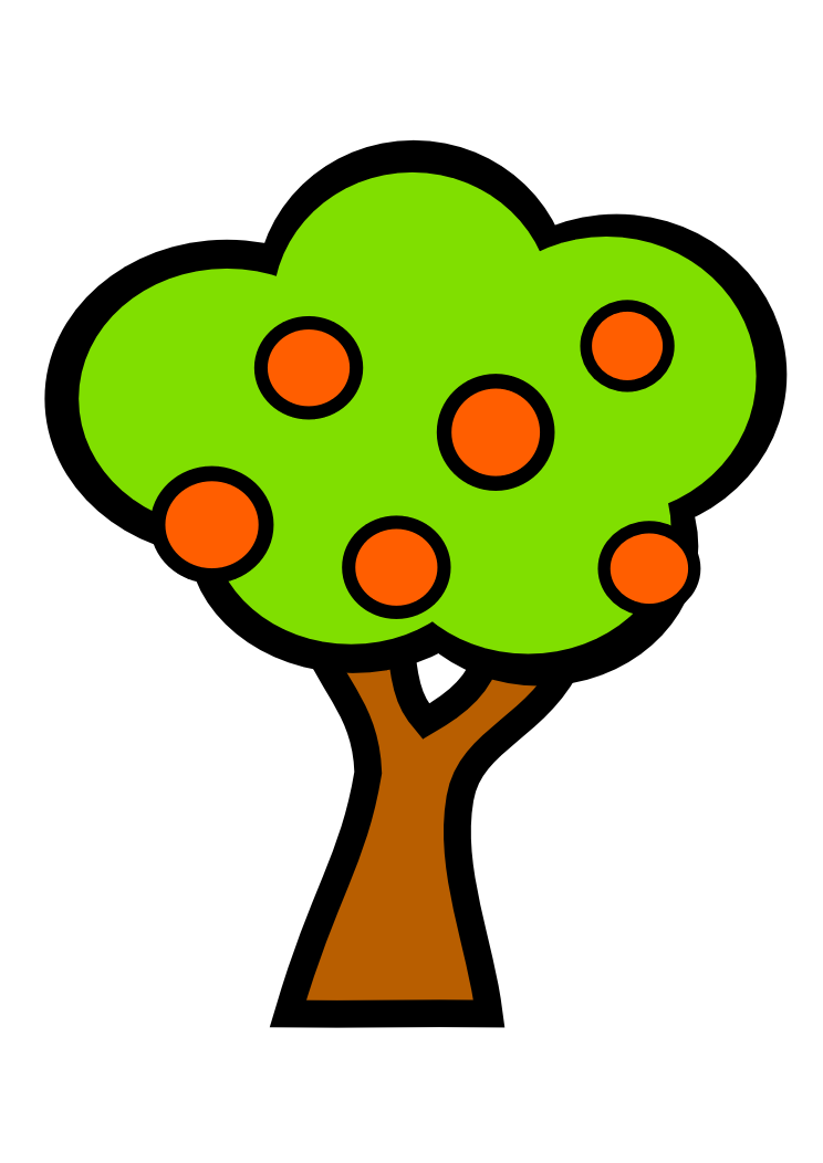 Free clip art tree clipart best for Free online drawing