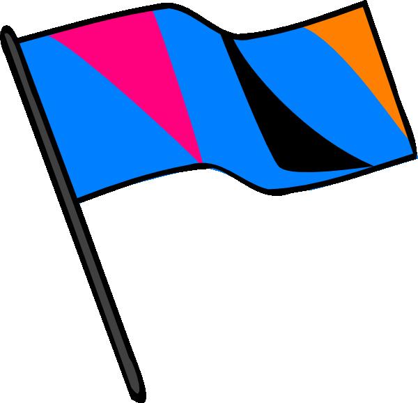 Color Guard Flag clip art - vector clip art online, royalty free ...