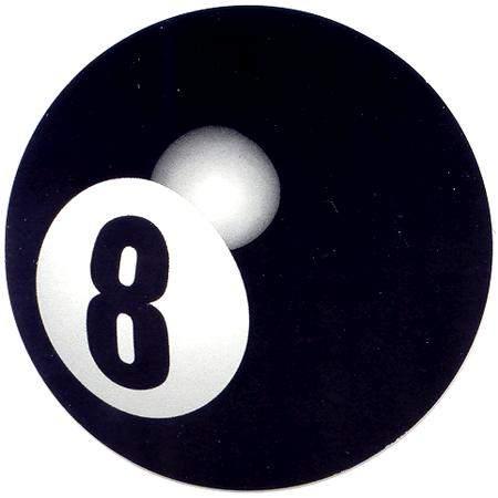 Eight ball logo clipart best for 8 ball pool design