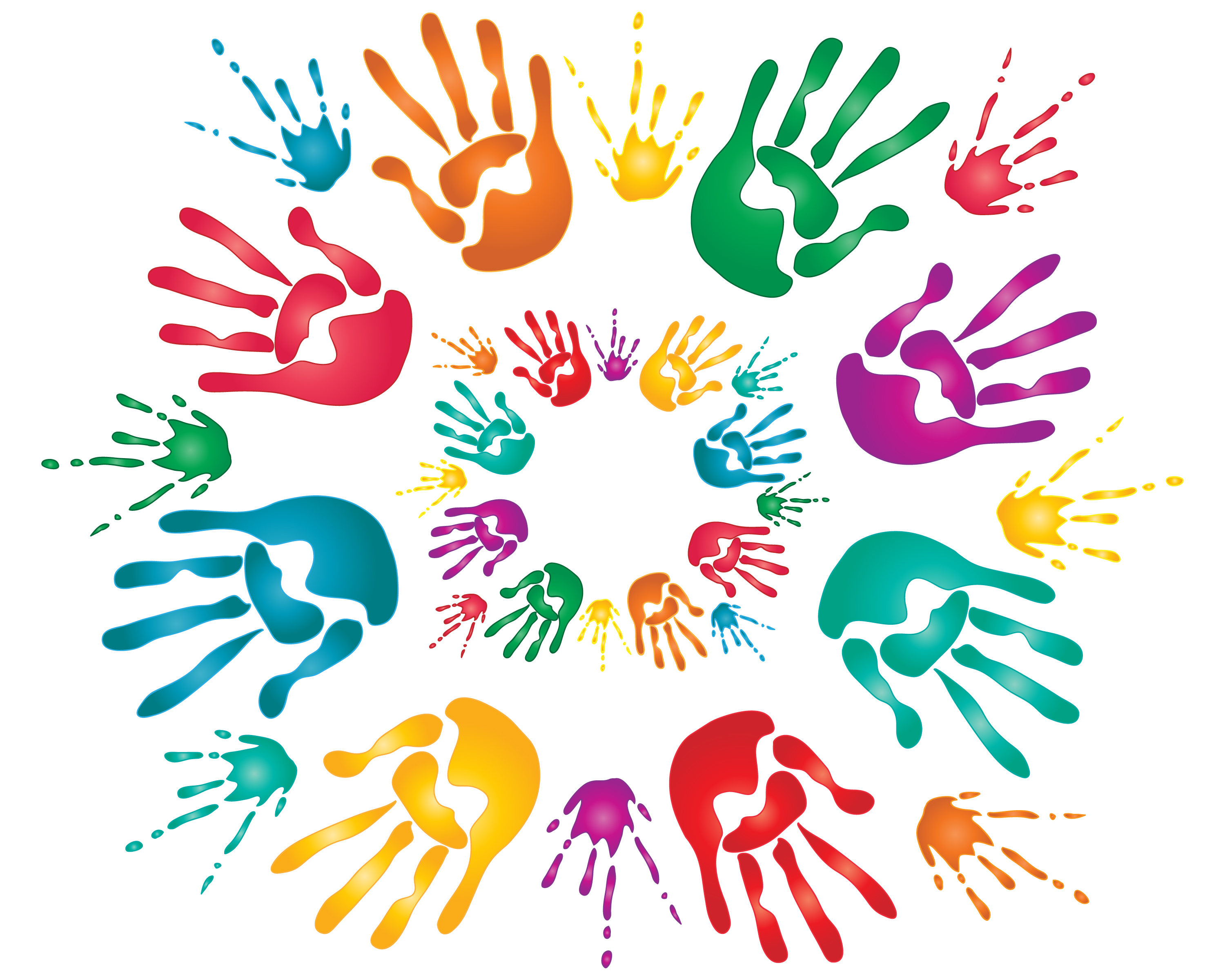 children hands clipart - photo #47