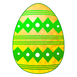 Free Borders and Clip Art | Downloadable Easter Egg Theme