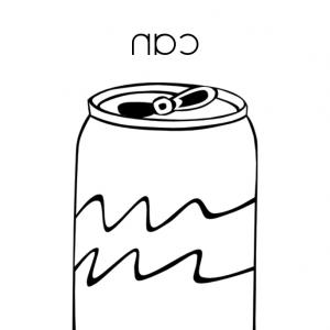 hd vintage coca cola bottle black and white graphic