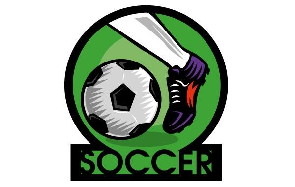 Soccer Logo Template Clipart Best