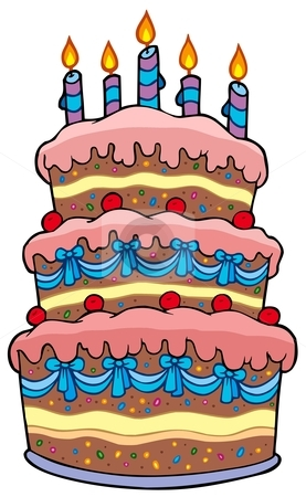 Birthday Cake Images With Cartoon Character : CARTOON BIRTHDAY CAKE - Fomanda Gasa