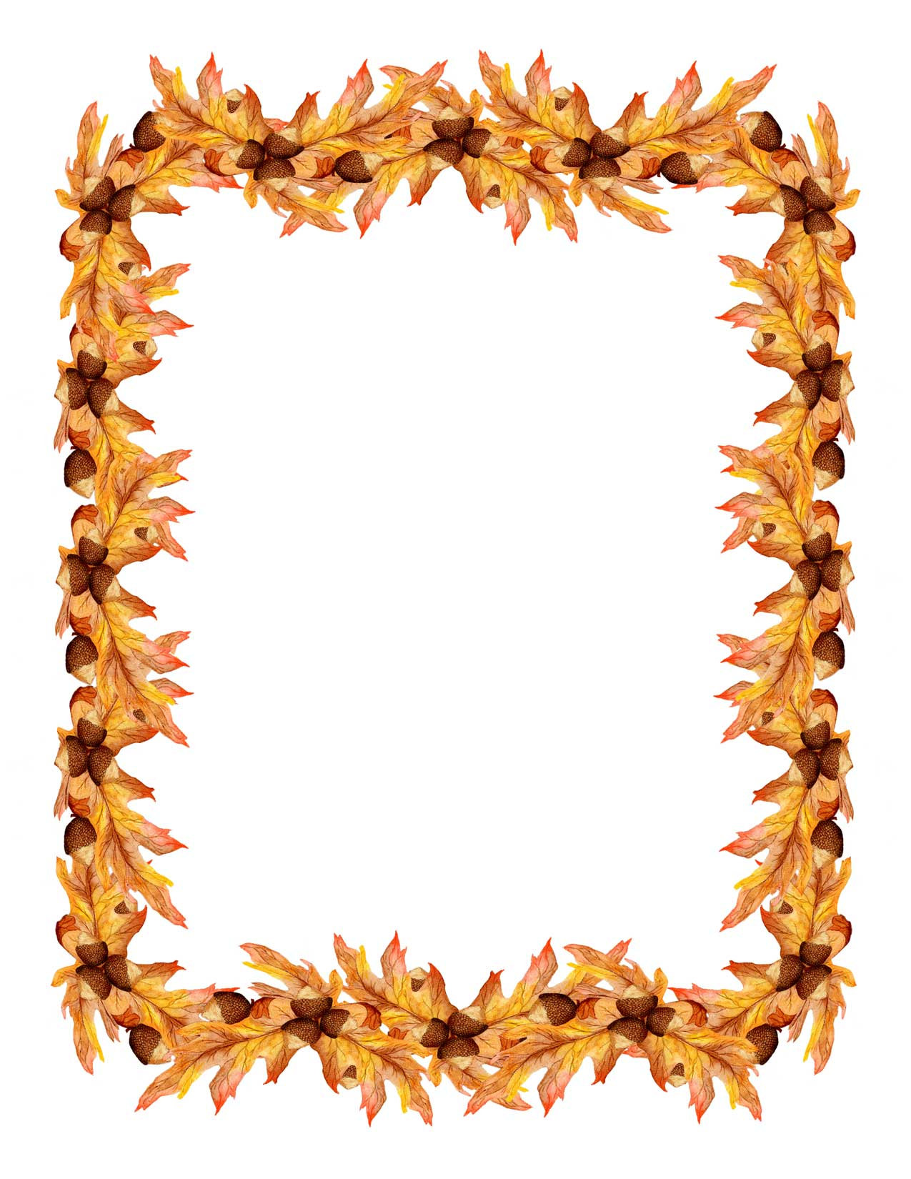 Free Clip Art Of Fall Leaves