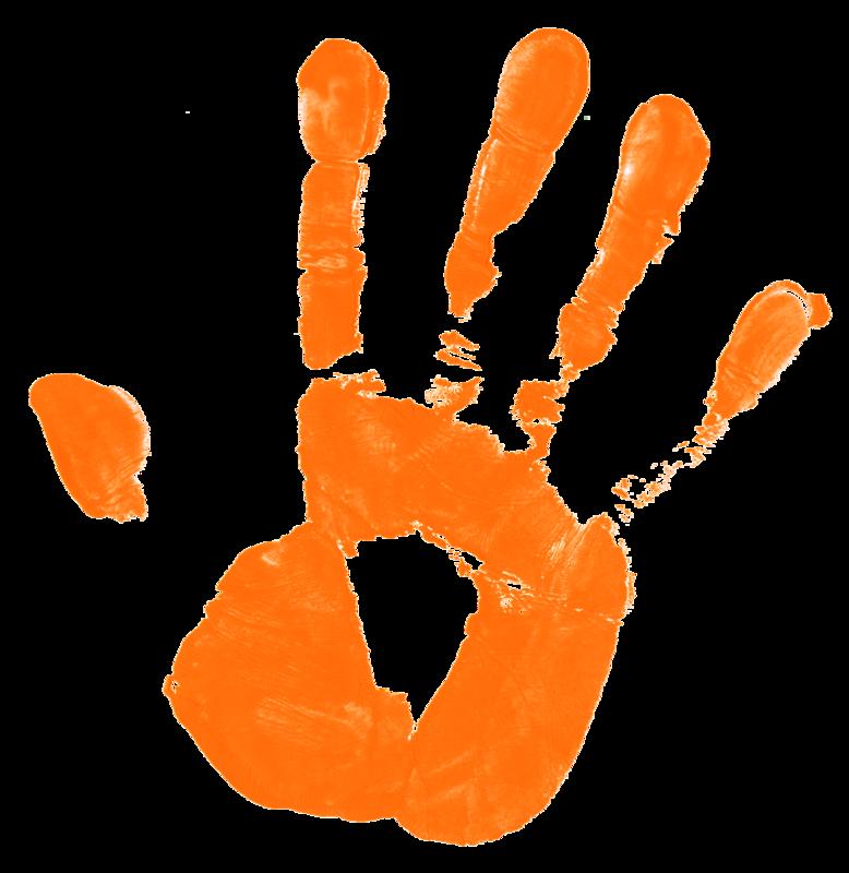 handprint-clipart-png