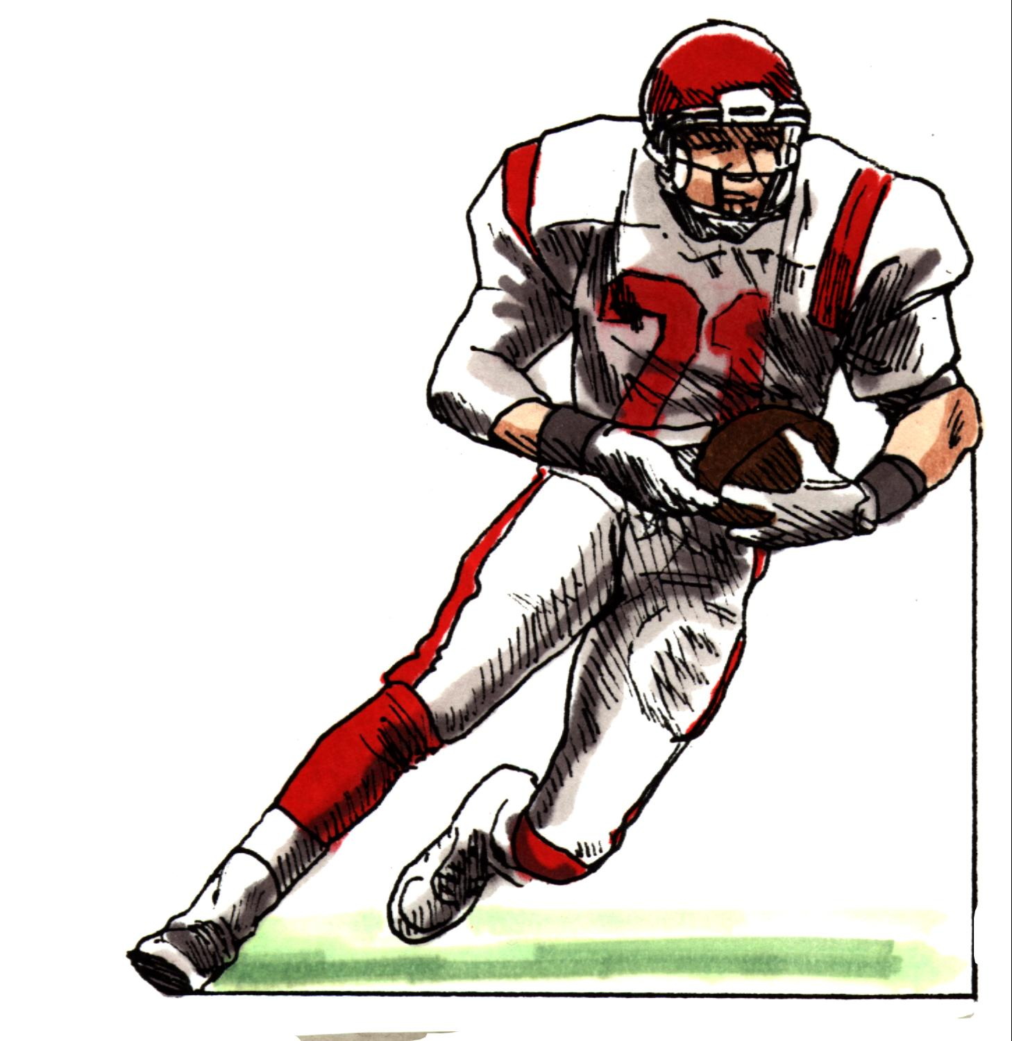 Free Printable Football Coloring Pages amp Activities for