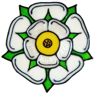 Handmade Peelable Decoration - Yorkshire Rose - ClipArt ...