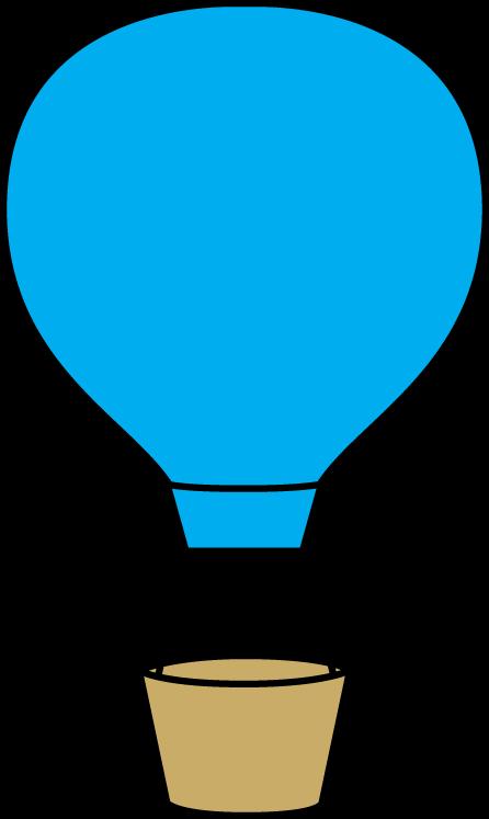 Hot Air Balloon Clip Art - ClipArt Best