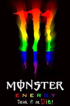 purple monster energy drink wallpaper clipart best