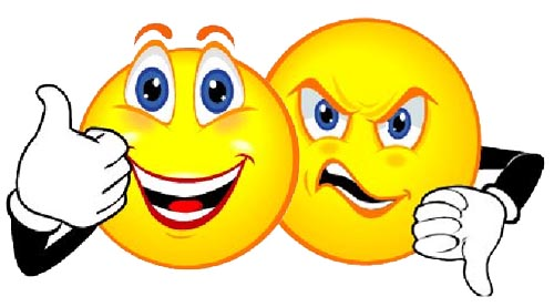 Smiley Face Thumbs Down Clipart - Free Clipart Images