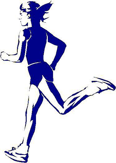clipart runner free - photo #36