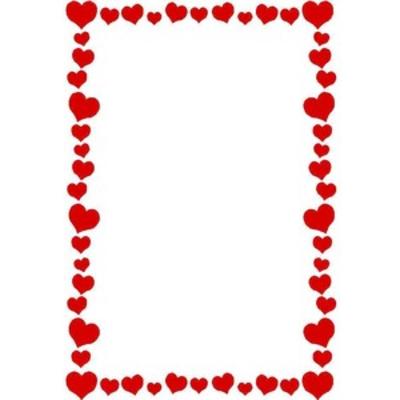 love heart wallpaper border - www. - ClipArt Best - ClipArt Best